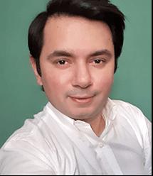 Founder & CEO Muhammd Fahad Tanveer